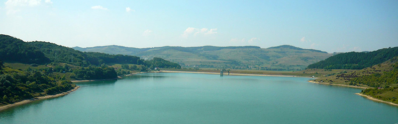 Lacul Bezid Mures