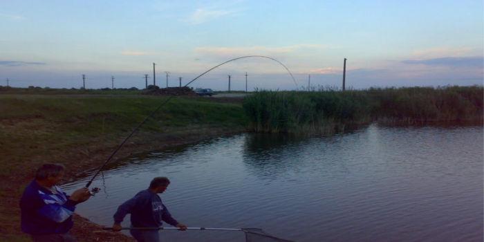 Pescuit la Balta FIshTime Carpinis