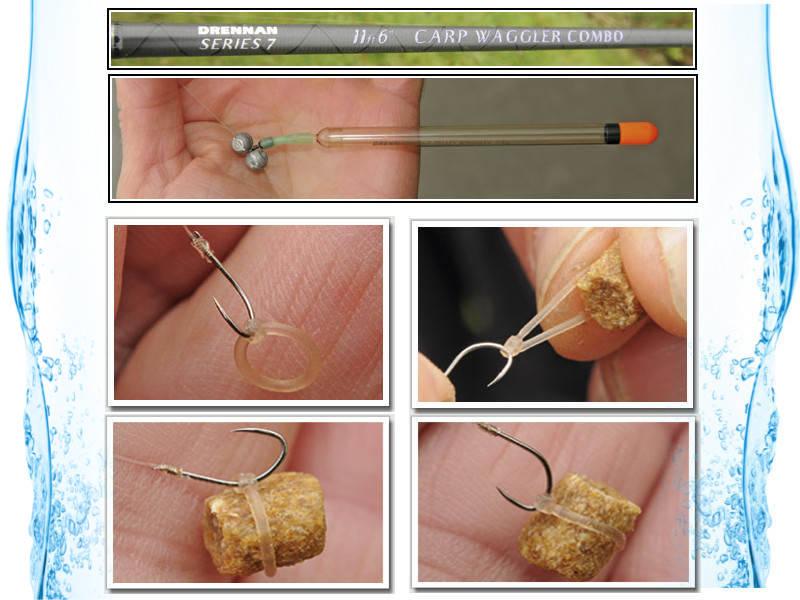 pescuitul crapului la pluta cu pelete